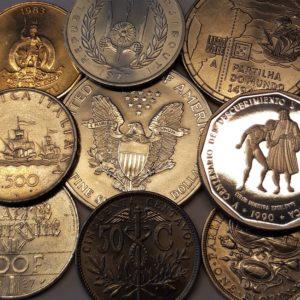 Monnaies étrangères