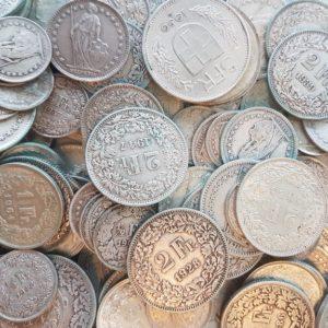 Monnaies suisses
